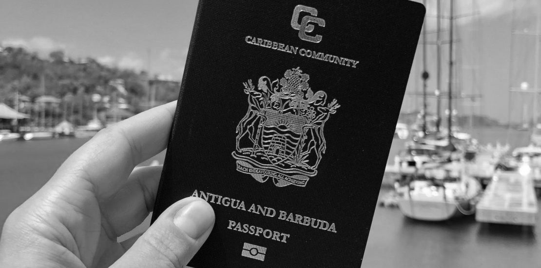Antigua CIP Passport